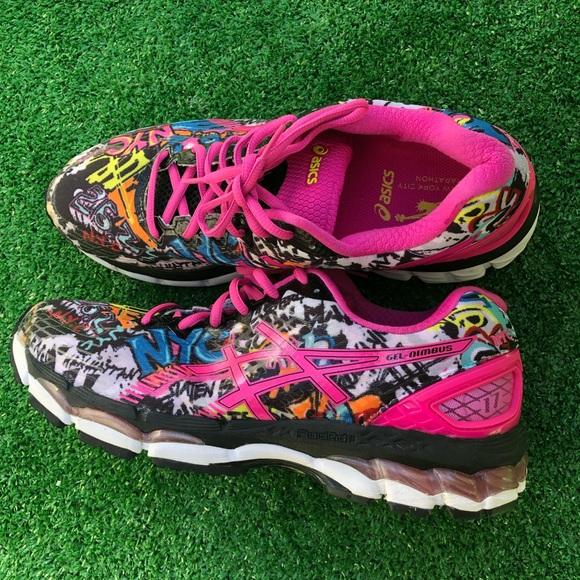 ASICS Gel Nimbus 17 NYC Marathon Running Shoe 12.5